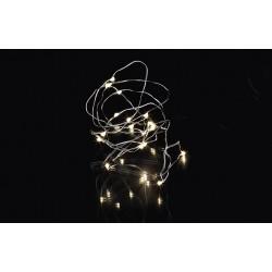 Guirlande LED métal
