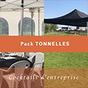 Packs Tonnelles Cocktail d'entreprise ou Soirée entre amis