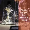 Soliflore et vase