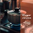 Divers cuisine