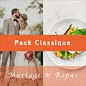 Pack Mariage & Repas Classique