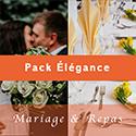 Pack Mariage & Repas Elégance